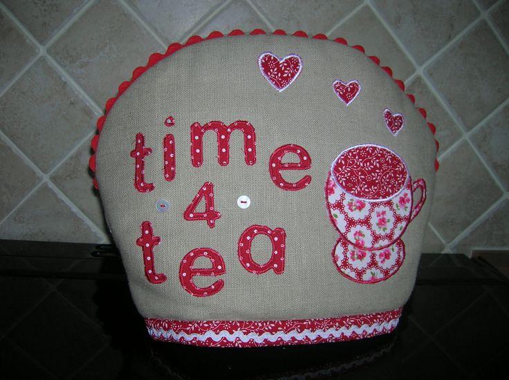Tea cosy! Keeps my teapot cosy!! Ha ha!