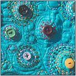 louise watson fabric art - Google Search