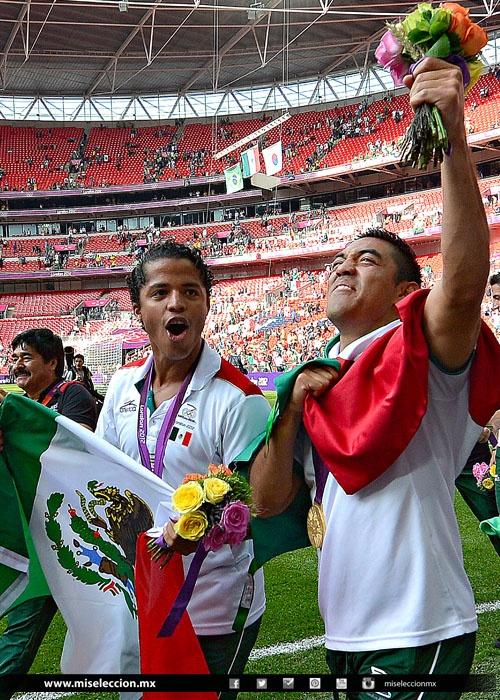 Londres 2012   Medalla de Oro