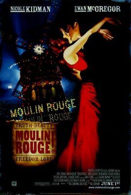 MOULIN ROUGE – AMOR EM VERMELHO (DUAL ÁUDIO) – 2001