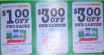 Printable Cigarette Coupons 2016: Free Newport Cigarette ...
