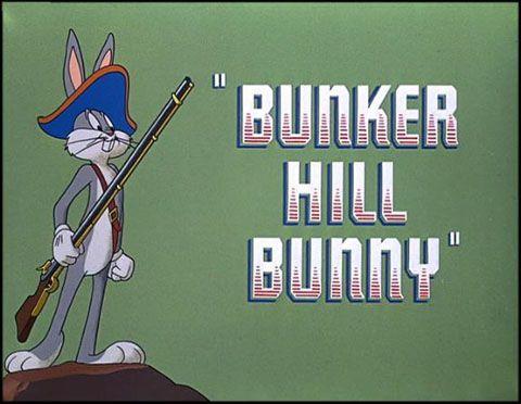 Багз Банни на войне  Bunker Hill Bunny (1950) 7 мин.  США, реж. Фриц Фрилинг  (мультфильм, короткометражка, комедия...)  Мэл Бланк  6.432 IMDb: 7.80