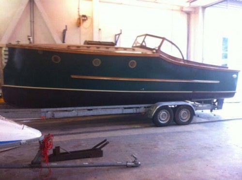 Backdecker / Oldtimer used at Boats.de - Used boats market
