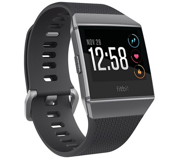 Take the Fitbit experience you know and love to a new level with the gorgeous Ionic smartwatch. QVC.com