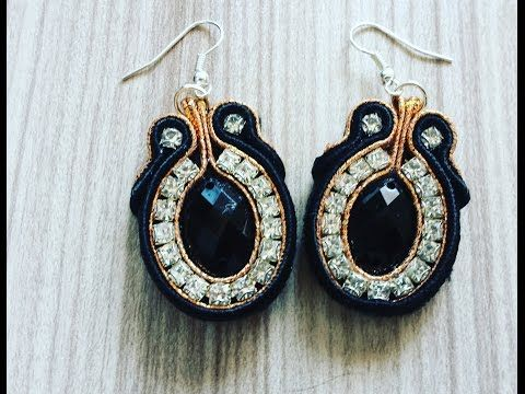 How to make ethnic earrings. Our new handicraft tutorial will show you how to…