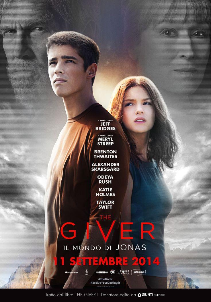 The Giver Il mondo di Jonas (11/09) Film online gratis