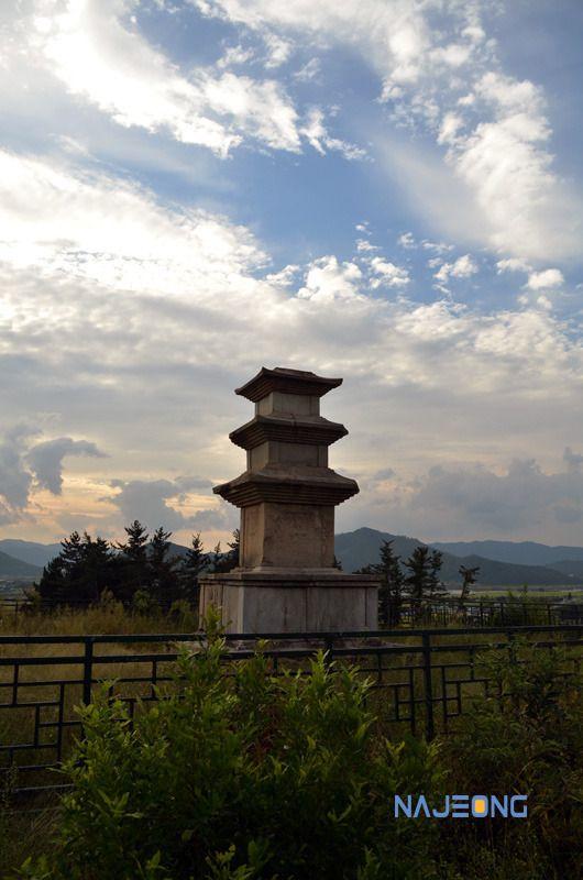 나정문화사 :: 창림사지 3층석탑
