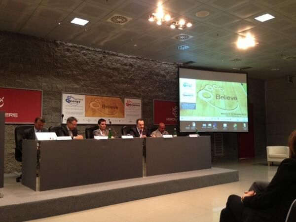 Servizi per l'internazionalizzazione delle imprese: l'intervento di A. Maggio (Area Investimenti Finest) #Smartenergy