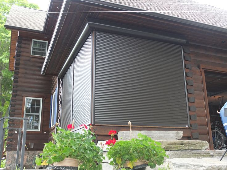 Roller Shutters for Windows www.kimbel.ca