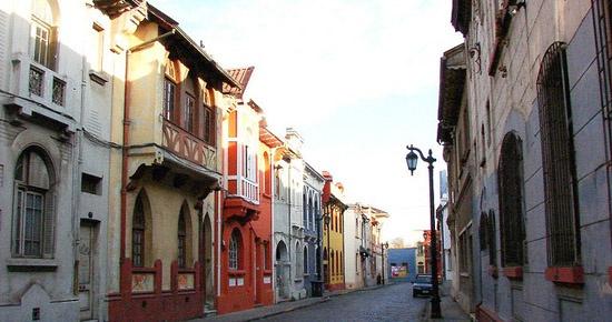 Barrio Yungay - Chile