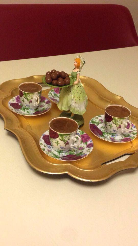 Türk kahvesine buyrun