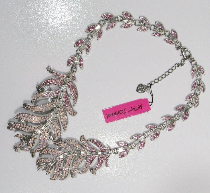 9 best Betsey Johnson Jewelry images on Pinterest | Betsey johnson ...