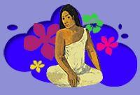 Gauguin et les couleurs