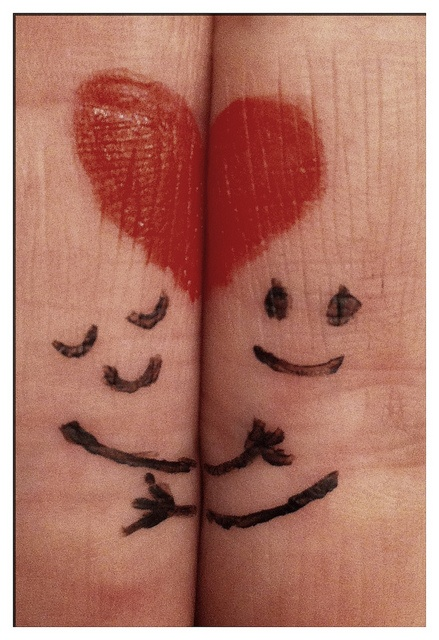 Love is... :) :) by LikClick Photography, via Flickr