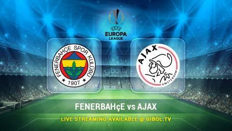 Fenerbahçe vs Ajax (22 Oct 2015) Live Stream Links - Mobile streaming available