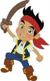 Jake & the Neverland Pirates 1 of 6