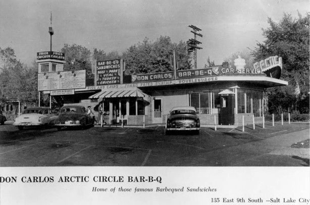 Image result for arctic circle drive in