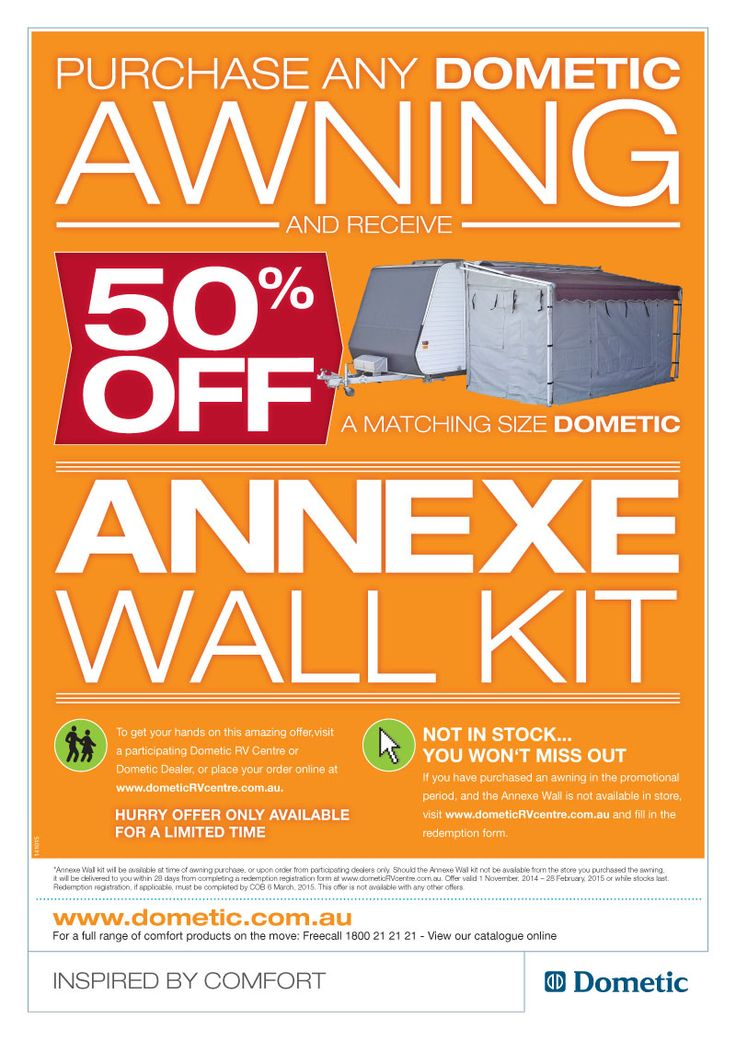 Online Store   Dometic Australia   Awnings for sale ...