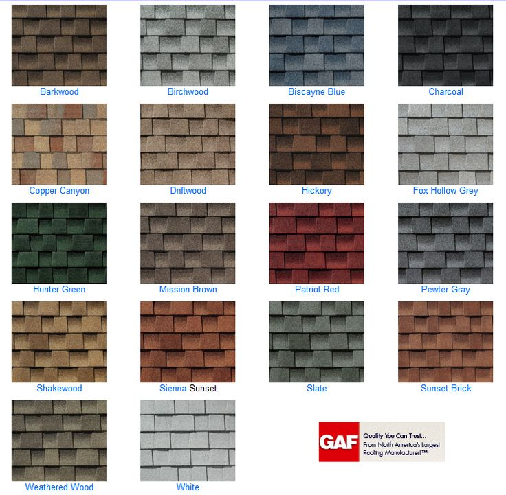 Best Gaf Timberline Lifetime Shingles Color Selection One Of 400 x 300