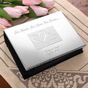 Love Ever After© Personalized Photo Album