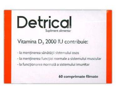 Detrical vitamina d3