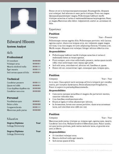 7 best resume images on Pinterest Resume templates, Cv template - free resume evaluation