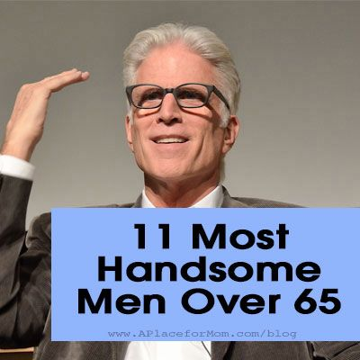 Meet 11 of the most handsome men over 65 who will make you rethink the idea of getting older, from actors to lyrical tenors to football hall of famers.