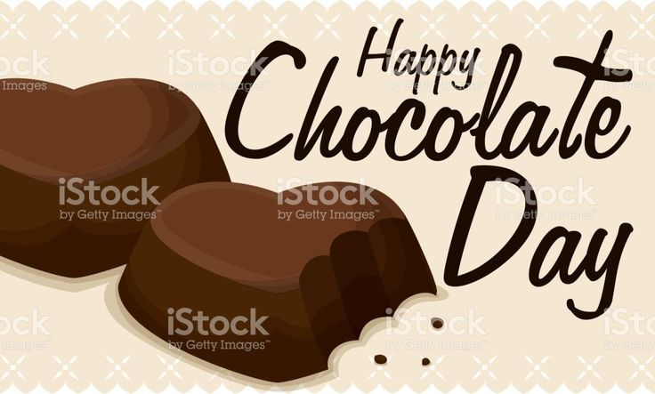 Delicious Cocoa Candies with Heart Shape for Chocolate Day