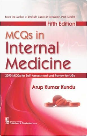Arup Kumar Kundu Mcqs In Internal Medicine Ebook Pdf Download