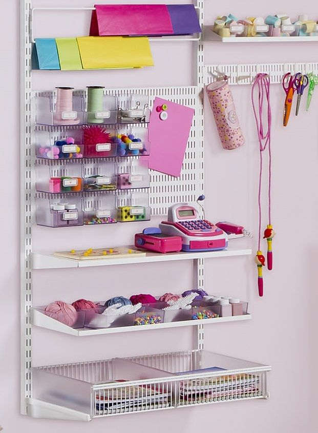 20 Best Images About Elfa Shelving On Pinterest