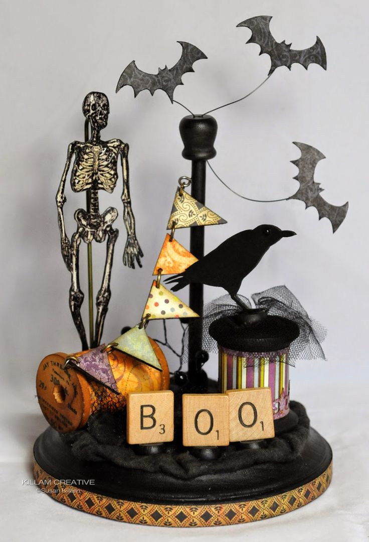 1000+ images about Halloween Crafts and Decorating on Pinterest ...