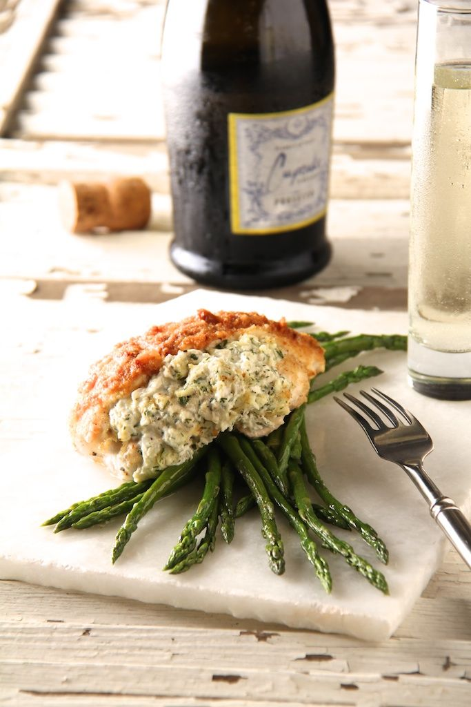 The busy Labor Day holiday weekend is approaching and there's nothing better than celebrating with lots of family and friends. However, if you and your loved one are like my husband and me, you like to set aside some time over a holiday for a nice dinner with just the two of you. This crab-stuffed chicken...Read More »