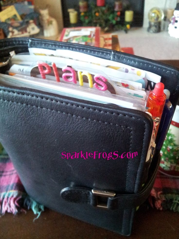 sparkle frogs  will franklin covey compact inserts fit into a personal sized filofax malden