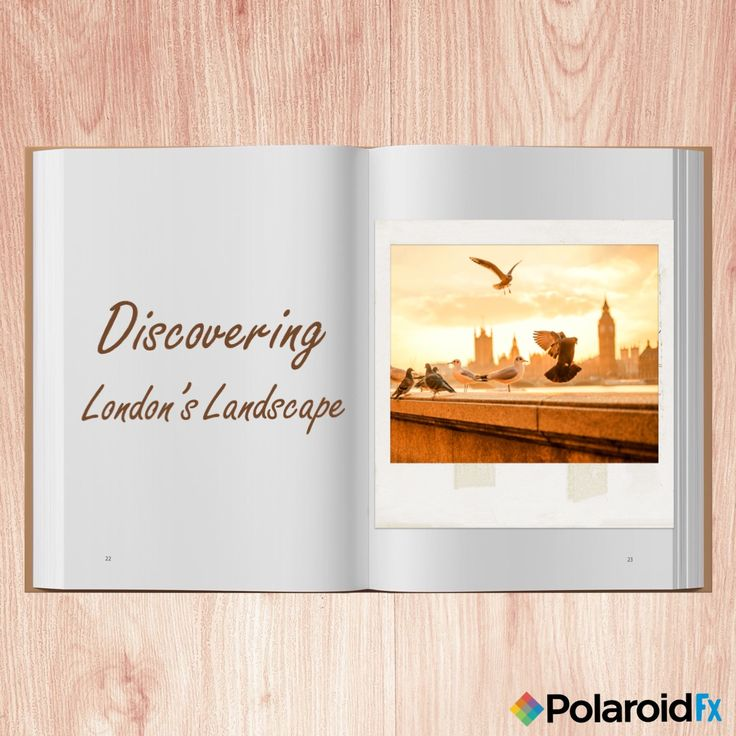 Discovering #London´s #Landscape. My #PolaroidFx #Photo #Album. #Polaroid #Frame #Filter #Collage #UK #History #Visit #Holiday #Travel