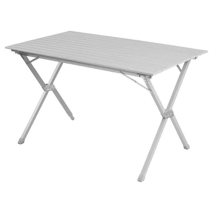 Kathmandu - folding aluminum table