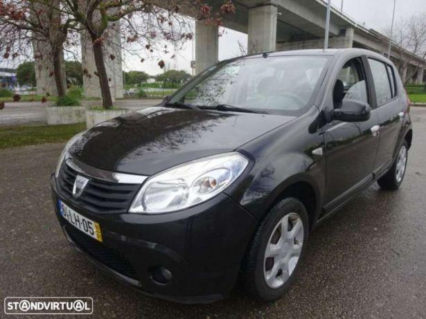 Dacia Sandero 1.5 dCi Confort preços usados