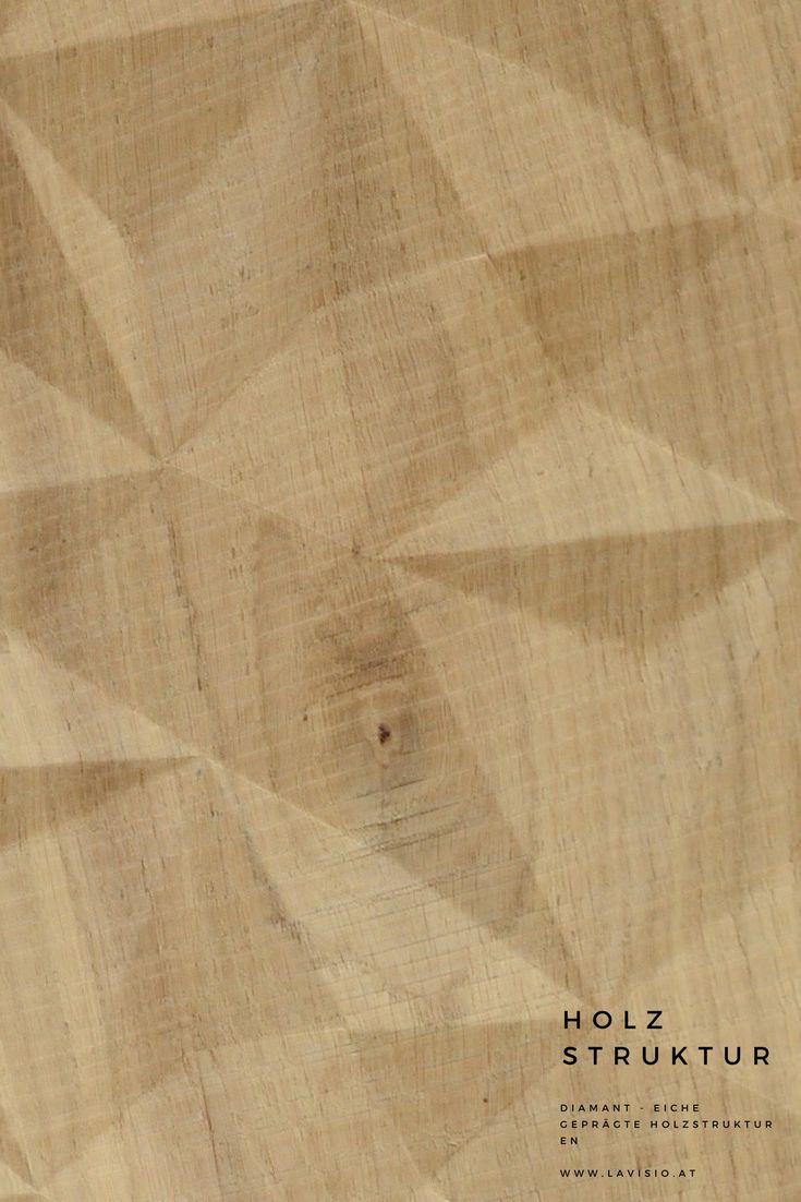 Holz Struktur diamant oberfläche weiß lackiert strukturplatte auf multiplex oder