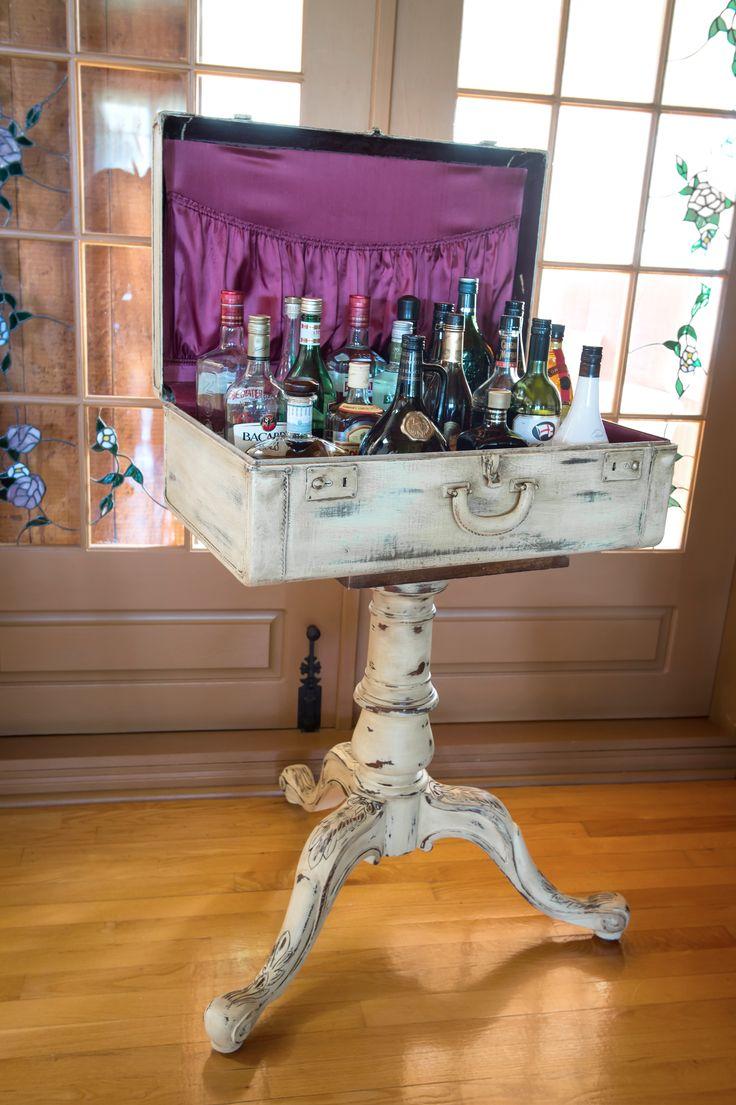 1000 images about magazine transformez vos meubles vous for Meuble bar a boisson