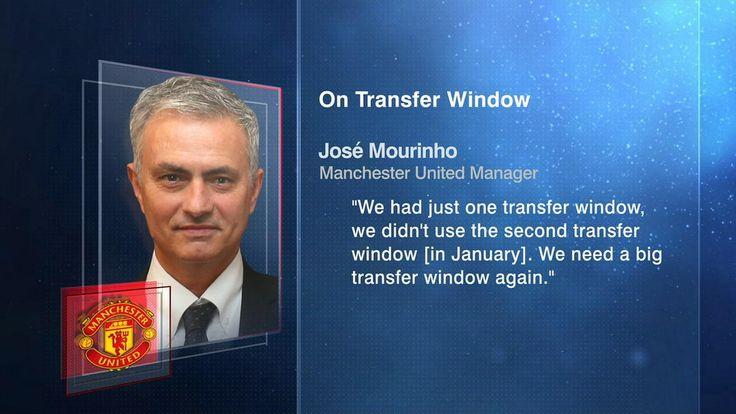 Mourinho too reliant on transfer windows?