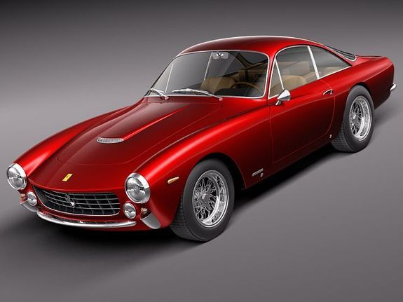 1964 Ferrari 250 GT Lusso..Re-Pin brought to you by #CarInsuranceagents at #HouseofInsurance in #EugeneOregon