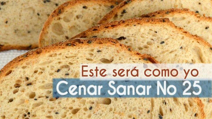 Cenar Sanar No 25  Éste será como yo