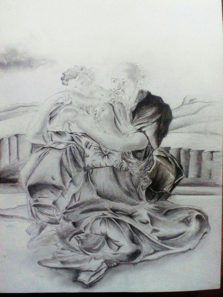 tondo doni Michelangelo