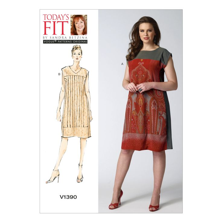 Misses' Dress-All Sizes in One EnvelopeMisses' Dress-All Sizes in One Envelope,