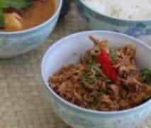 Spicy Asian Chicken