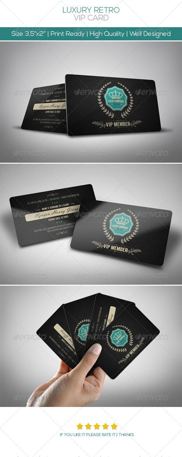 Retro Vip Card Template PSD | Buy and Download: http://graphicriver.net/item/luxury-retro-vip-card/4097732?WT.ac=category_thumb&WT.z_author=hoanggiang12&ref=ksioks