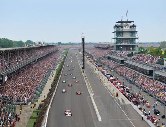 Indianapolis 500 Speedway Vintage Indy In Pinterest