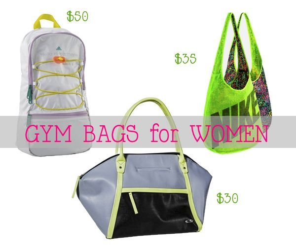 8 Gym Bags for Women (Photos)  f68debb4c