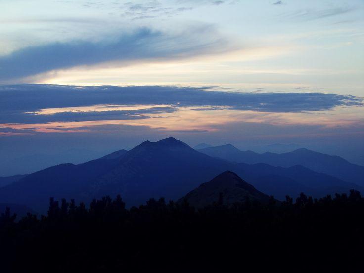 Deep Blue Gorgan by Lana Neman on 500px #mountains #landscape #evening #adventure