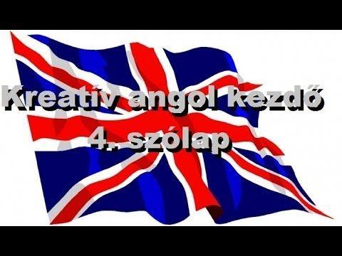 Kreatív angol kezdő (4.szólap) -  Hungarian English lesson, part Four