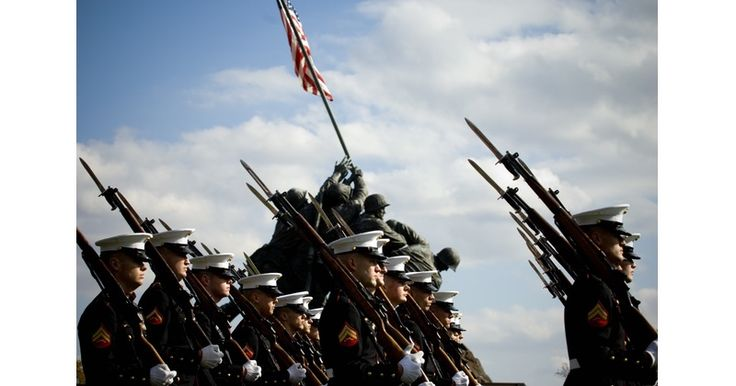 QUIZ Which Military Branch Do You Belong In? Us marines